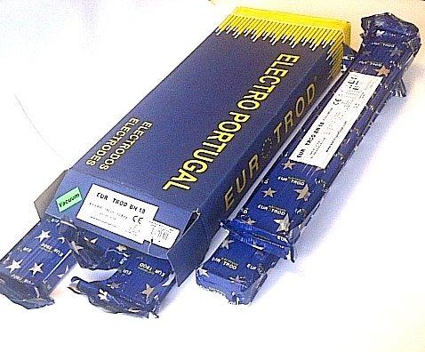 Electrodes BD Spéciale en emballage Vac Pac Fabriqué par ELECTRO PORTUGAL
