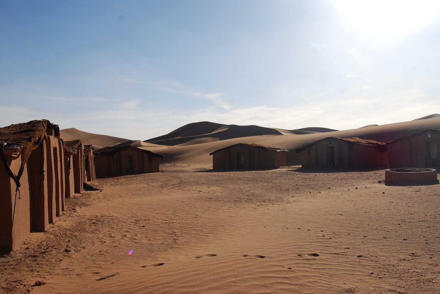 nos maisons du désert