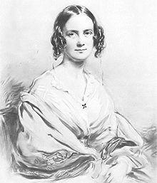 エマ・ダーウィン 母方のいとこ、食器のウエッジウッドの創始者の娘だった。