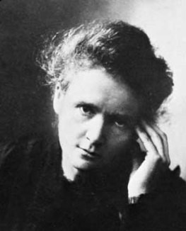 Marie Curie 科学者マリーキュリー夫人