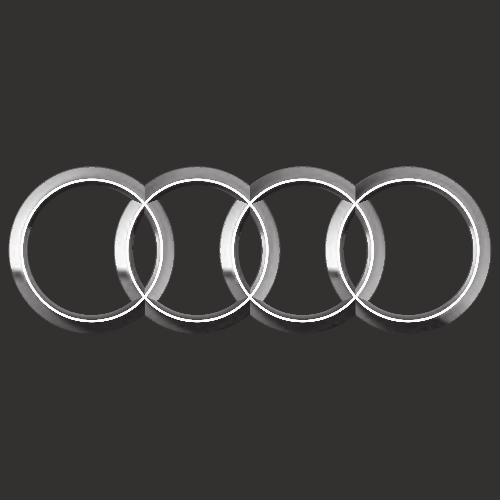 Audi Achsplatten