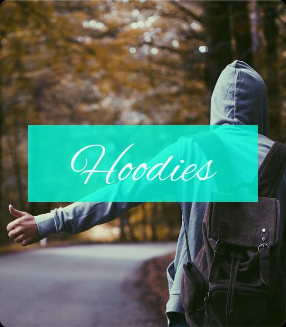 Hoodiess für Gentlemen
