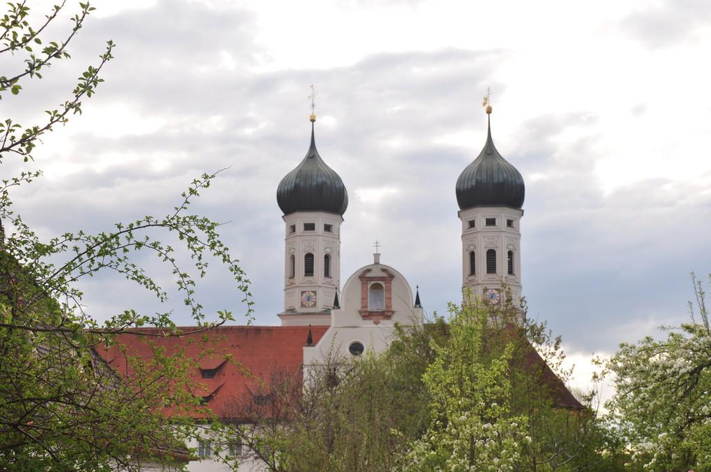 Kloster, benediktbeuern/Monastery, Benediktbeuern