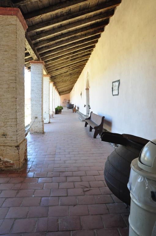 Mission San Antonio de Padua, Inner Courtyard
