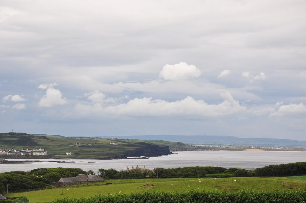 Küste in der Nähe von Bushmills, Co. Antrim/coast near Bushmills, Antrim