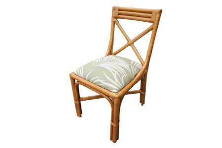 Ratan X - Crossing Dining Chair