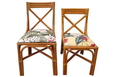 Ratan X - Crossing Dining Chair (L)