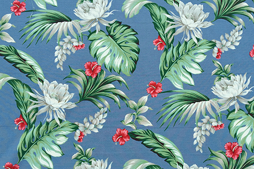 Monstera Hibiscus Blue <完売>