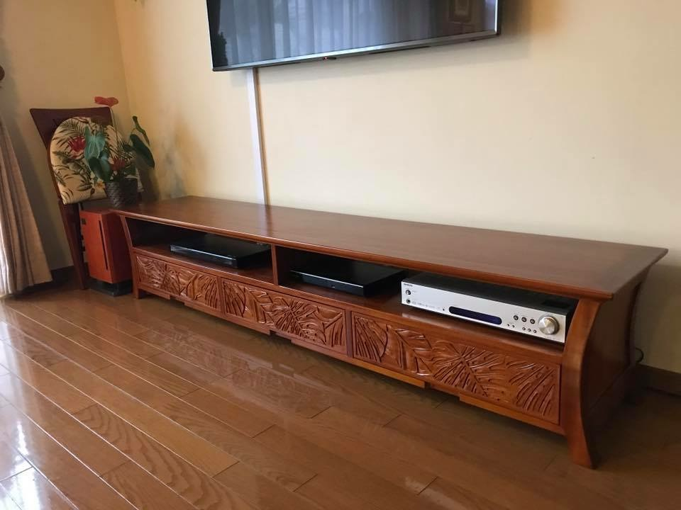 TV cabinet W 2000