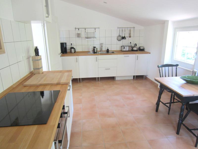 Küche, Weißes Scheunenhaus, Erdgeschoss