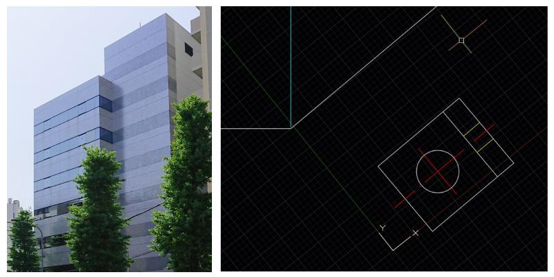 AutoCAD 出張研修 東京 建設業 ユーザー座標