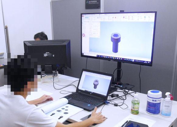 大阪府 ニテコ図研 CADCIL Inventor個別講座
