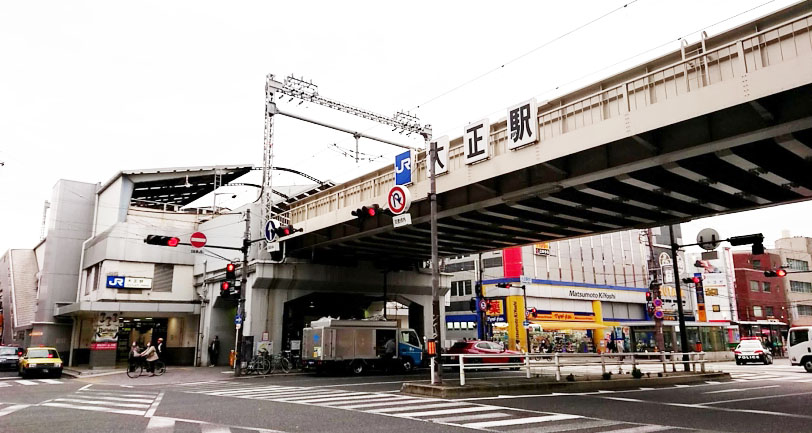 CADCIL AutoCAD 新人研修 出張研修 大阪府 JR 大正駅