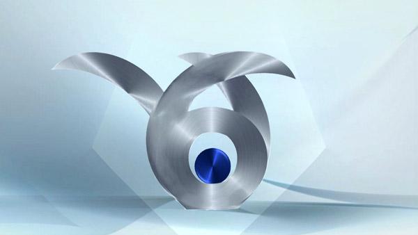 Deko Skulpturen groß Silber Weiss - orginelle Tipps