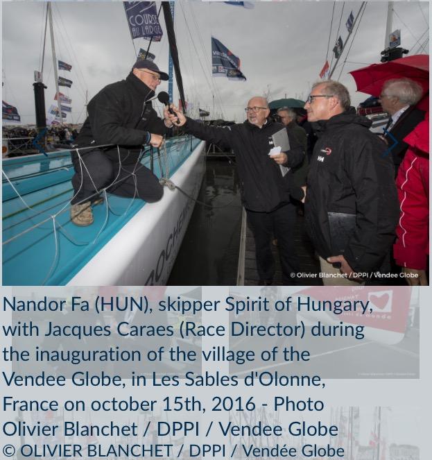 Spirit of HHungary号、Nandor Fa (ハンガリー)