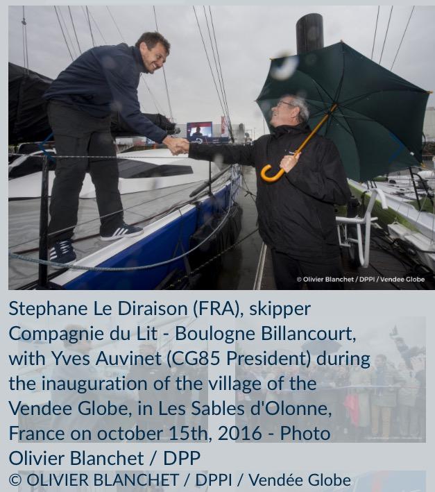 Compagnie du Lit-Boulogne Billancourt号、Stephane Le Diraison (仏)