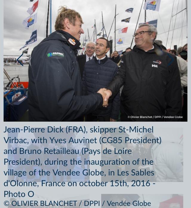 St-Michel Virba号c, Jean-Pierre Dick (仏)