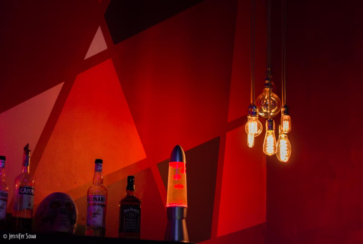 Raumdesign Bar Kulturpalast Wiesbaden