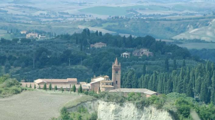 Monastère d'Accona  Bernard Ptolémé