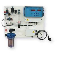 equipo cloracion agua