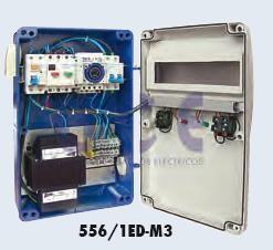 cuadro electrico piscina con transformador