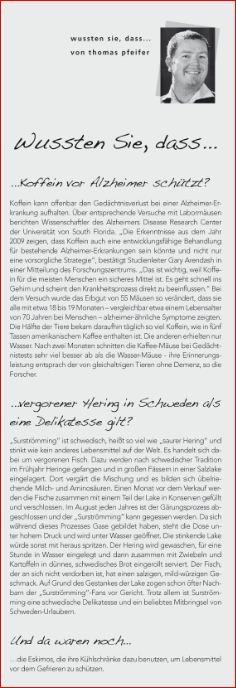 Erschienen im Oscar´s - Fachmagazin für Hotellerie und Gastronomie (www.oscars.li)