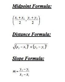 resources formulas susan washabaugh high school math. Black Bedroom Furniture Sets. Home Design Ideas