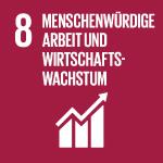 Mikrofinanzfonds_UN-Nachhaltigkeitsziel Nr. 8