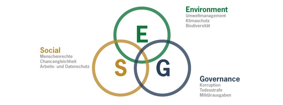 Nachhaltige Geldanlage_ESG-Kriterien_Environment_Social_Governance