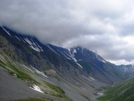 Vanoise : vallon de la Leisse, en montant au col de la Vanoise - AU BOUT DES PIEDS
