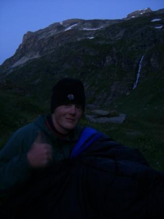 Vanoise : Brian - AU BOUT DES PIEDS