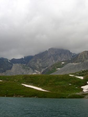 Vanoise : vers le col de la Vanoise - AU BOUT DES PIEDS