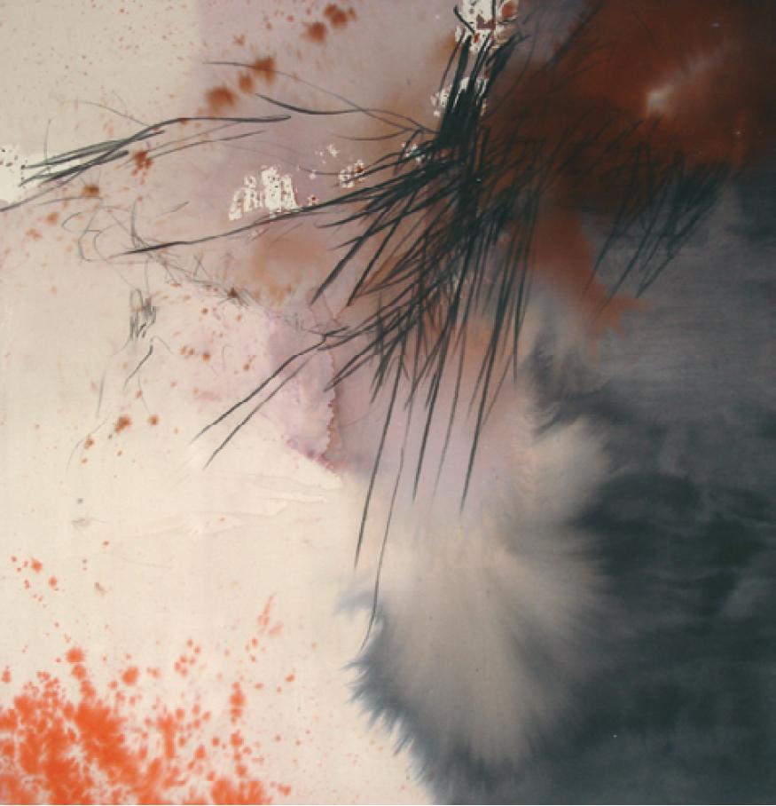 open up III | 170 x 150 | 2007