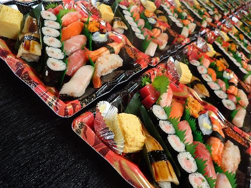 渋谷区大山町 デリバリー 寿司