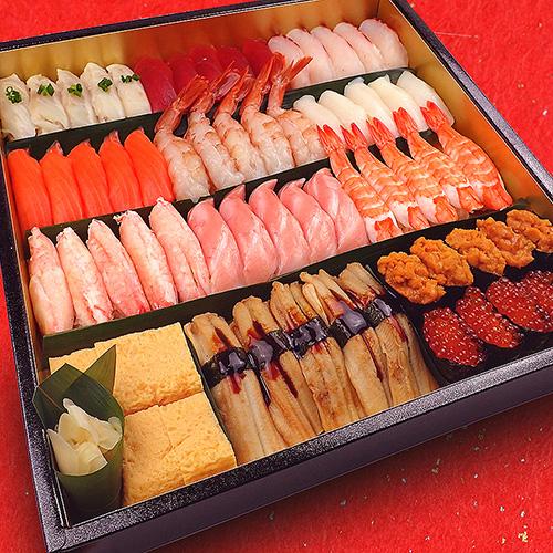 中央区 宅配寿司 出前