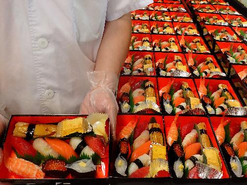 港区東麻布 寿司 出前