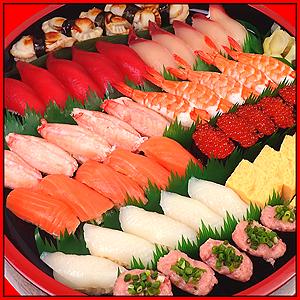 年末年始 文京区 寿司 出前