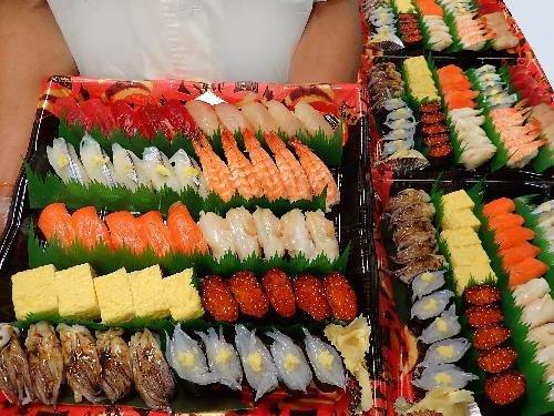 亀戸 寿司 出前