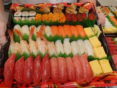 楽天デリバリー 寿司 出前