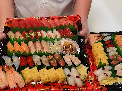 文京区 春日 寿司 出前