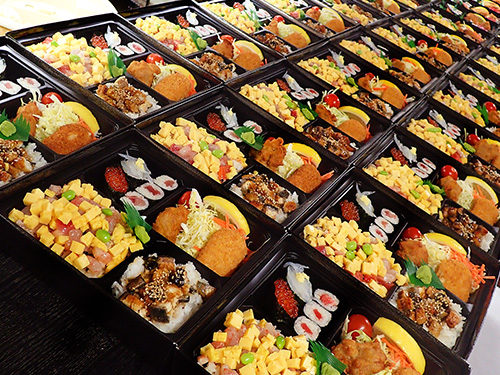 出前館の美味しい宅配寿司 デリバリー専門