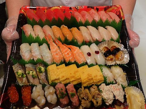 神田美土代町 寿司 出前