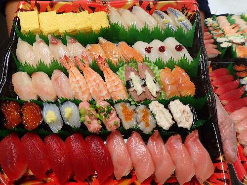 勝どき 寿司 出前