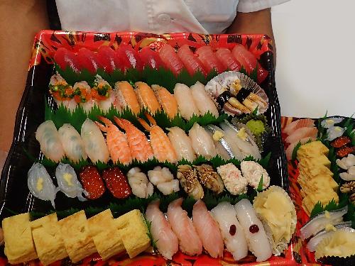 青戸 寿司 出前
