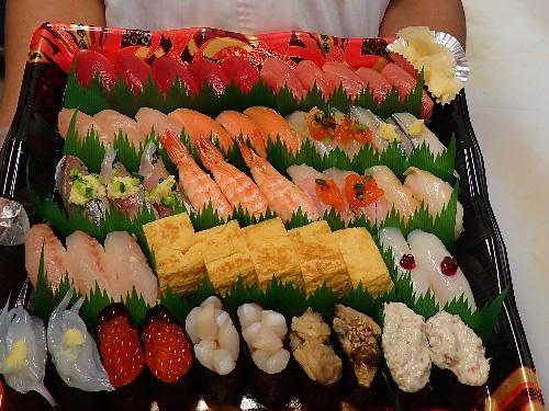木場 寿司 出前
