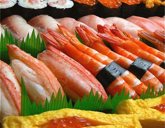 黒酢の寿司を使った寿司 出前 宅配寿司