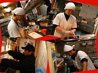 アルバイト募集中 デリバリー お寿司の配達