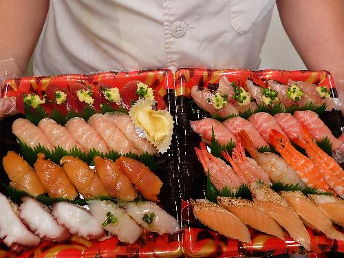 江東区東砂 デリバリー 寿司