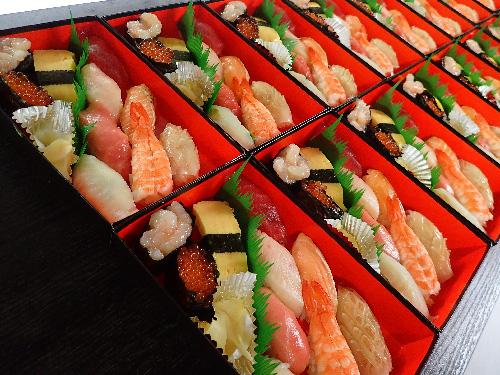 三番町 寿司 出前