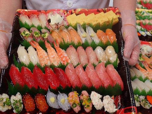寿司 出前 新宿区市ヶ谷